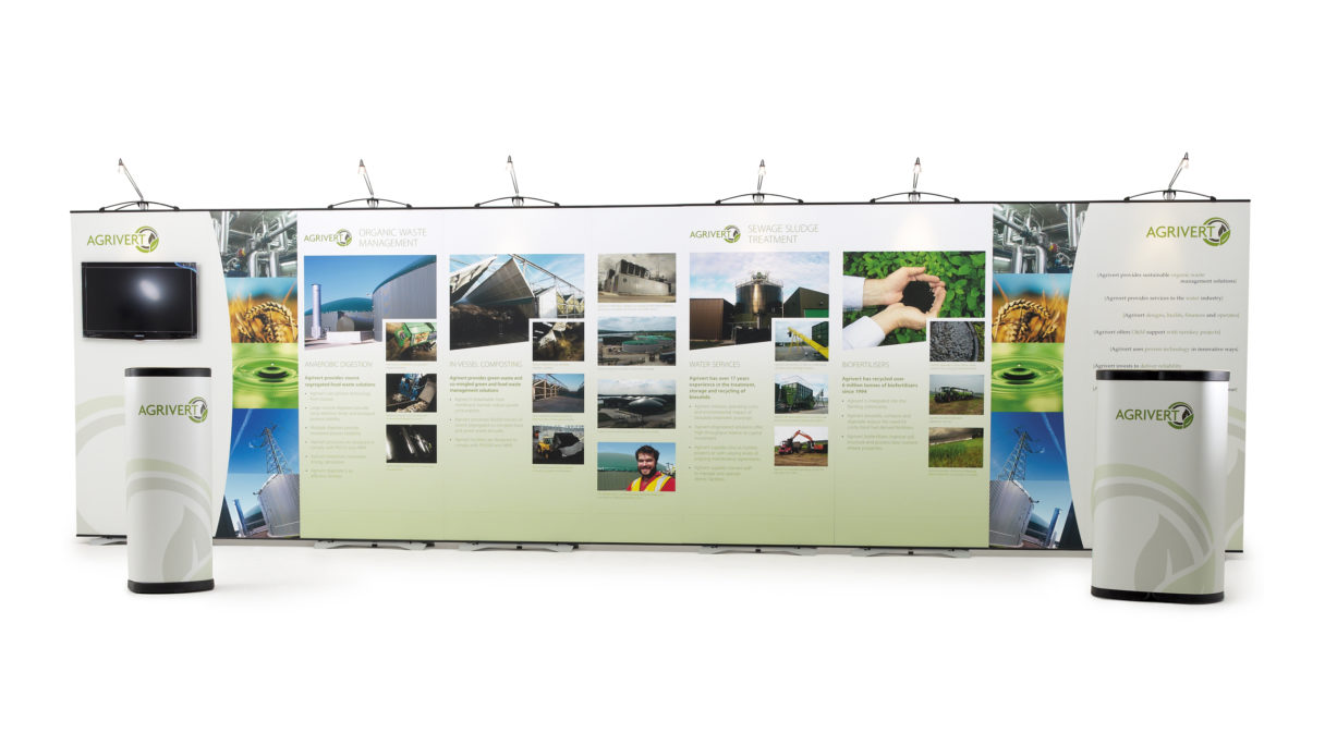 Exhibition Stand Water : Home grafikaprint mk